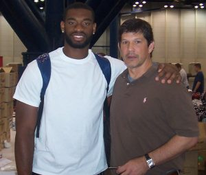 NFL and NCAA Lawyer Bryan Fisher with Gresham