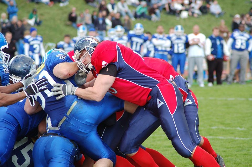 Brain injuries in NFL