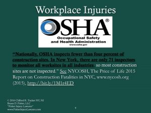 OSHA and Lawyers