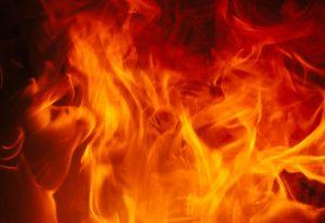 Shreveport, LA - 2 Injured In Wreck Involving Car Fire On I-20 Near I-49