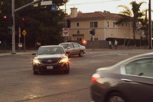 Baton Rouge, LA – Car Accident Involving Injuries on I-10
